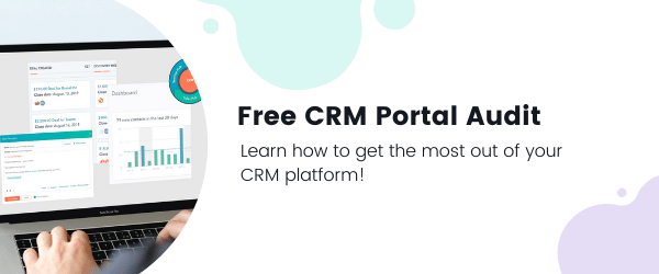 Free CRM Portal Audit