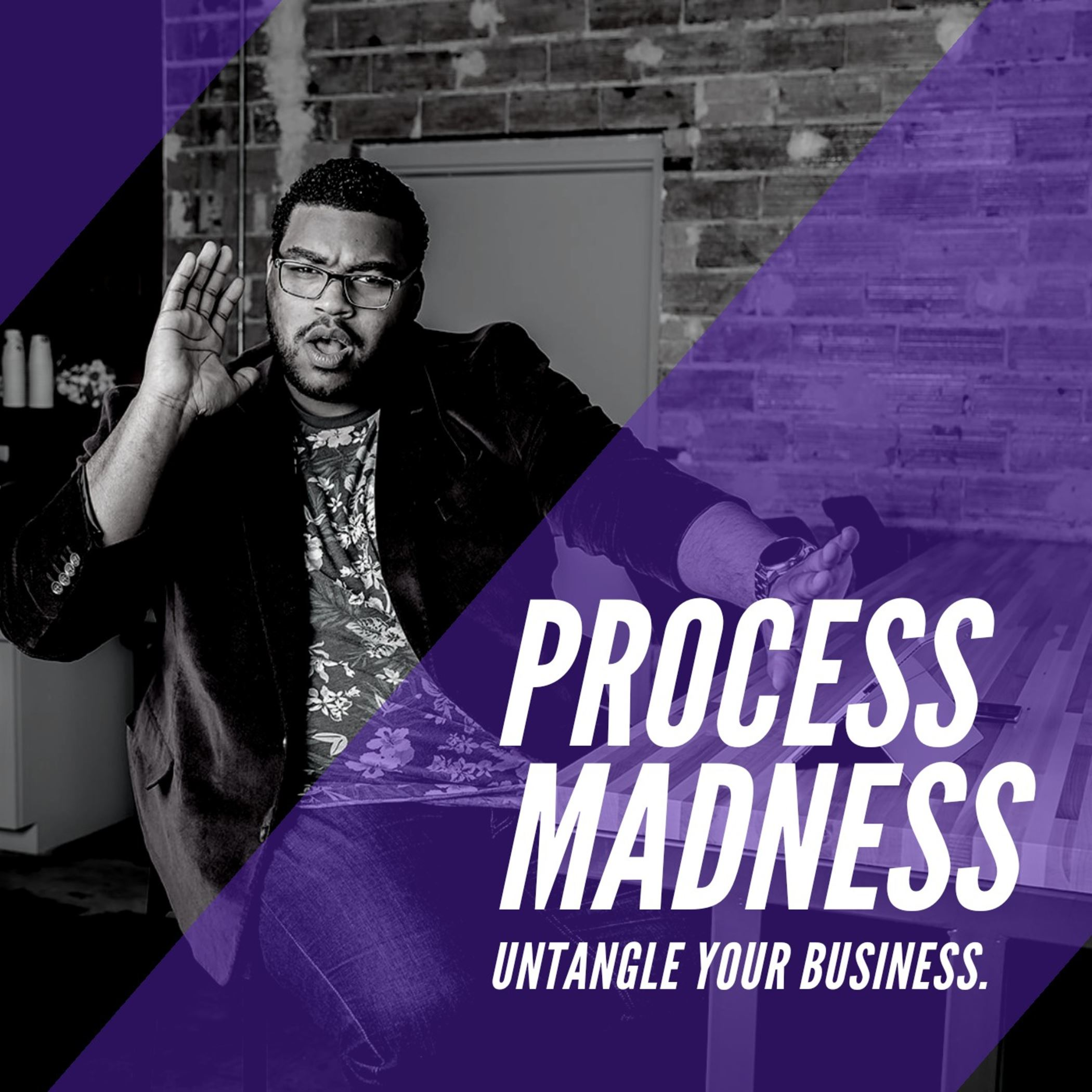 Process Madness Cover Art